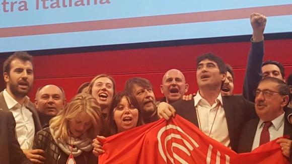 Chiusura lavori Congresso Sinistra Italiana 2017