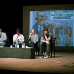 Presentazione fumetto su Caponnetto. Con Fava, Salici e Fortuna
