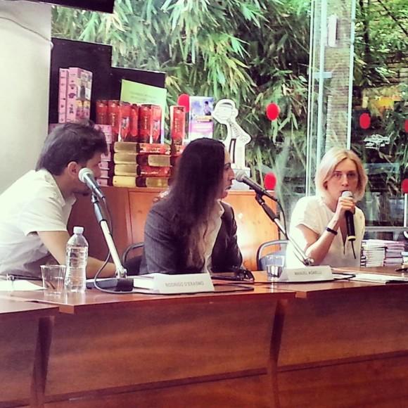 Con Manuel Agnelli per il manifesto culturale Hai Paura Del Buio