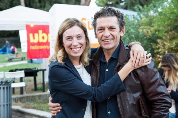 Con Ninni Bruschetta a Restart