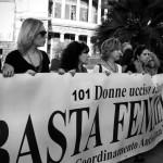 """Basta femminicidi"", manifestazione Palermo"