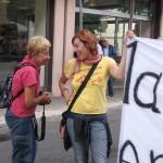 Manifestazione anti-'ndrangheta Reggio Calabria