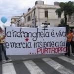 Manifestazione Reggio Calabria