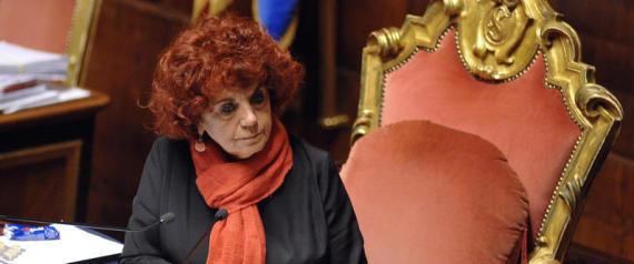 08/10/2015 Roma, Aula del Senato, discussione generale sul DEF, nella foto  Valeria Fedeli